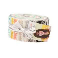 Small Image of Moda Fabric Savannah Jelly Roll