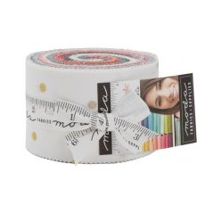 Small Image of Moda Fabric Ombre Confetti New Junior Jelly Roll