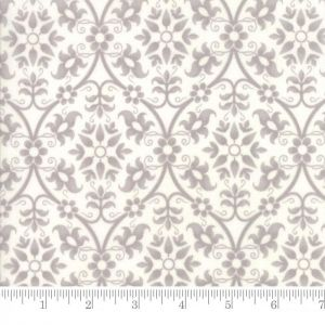 Moda Poetry Prints Damask Stone Quilting Fabric