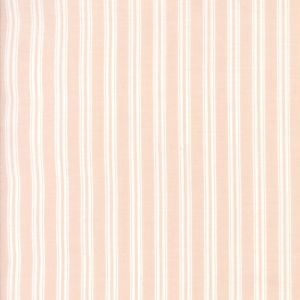 Small Image of Moda Fabric Hushabye Hollow Ticking Stripe Sweet Cheeks