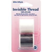 Small Image of Invisible thread 2 pack
