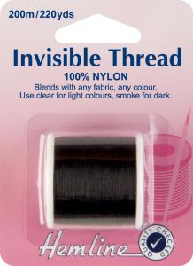 Small Image of Invisible Thread Smoke