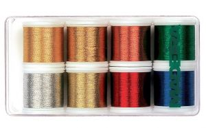 Small Image of Gift Box: Metallic: Classic: 8 x 200m: Spools