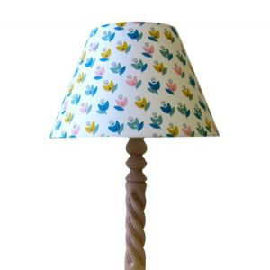 Lampshade Making Kit Coolie Table Lamp 30cm