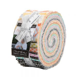 Moda Fine and Sunny Jelly Roll Main Image