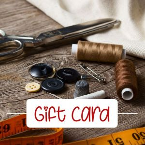 The Sewing Studio Gift Card