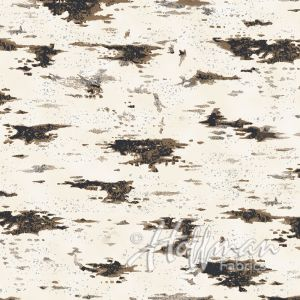 Base Image of Hoffman Baby Its Cold Outside Brown Quilting Fabric 3902-609