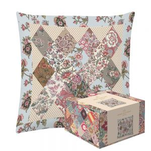 Jane Austen at Home Pillow Cover Quilt Kit