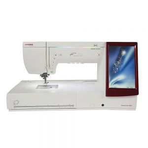 Janome 14000 (EX DISPLAY) Sewing and Embroidery Machine