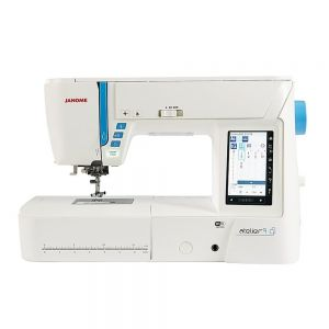 Janome Atelier 9 Sewing and Embroidery Machine