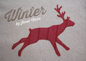 Janet Clare Pattern Booklet Winter With Three Projects