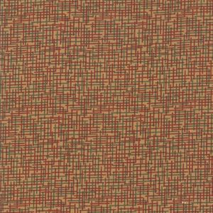 Swatch Image of Moda Fabric Country Charm Graphics Gold