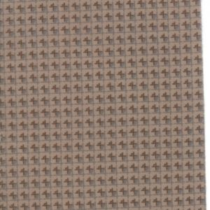 Moda Fabric Farmhouse Flannels Chicken Wire Brown