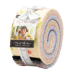 Moda Figs and Shirtings Jelly Roll