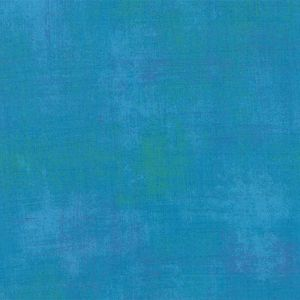 Moda Fabric Quilt Backing Grunge Turquoise 108 Inch wide