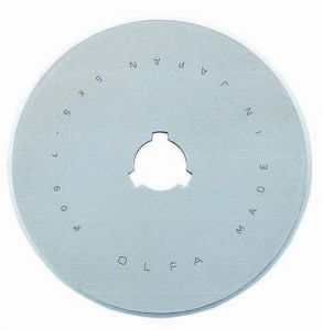 Small Image of Olfa 60mm Rotary Cutter Blade