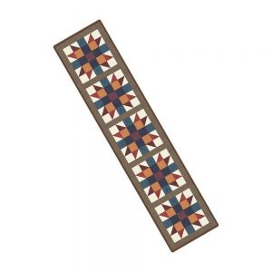 Small Image of Table Runner Pod Kit, Texture Illusion, 13x58 Inch