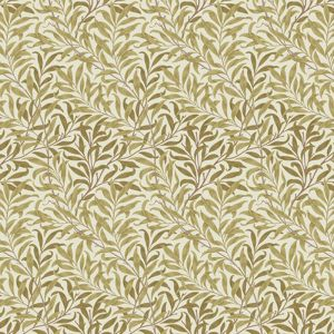 Morris & Co Standen Fabric Brer Willow Boughs Gold