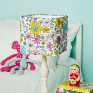 Lampshade Making Kit Rounded Square 30cm