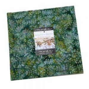 Moda Splendor Batiks Layer Cake Small Image