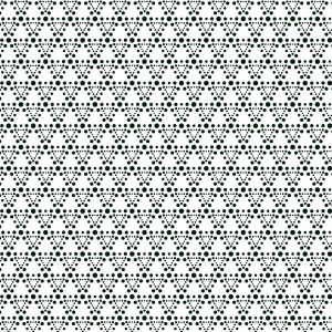 Small Image of Stof Dot Mania Quilting Fabric 4512-456