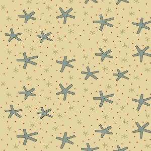 Base Image of Anni Downs Celebrating Christmas Quilting Fabric 4790-398