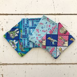 Toy Story Style 2 Fat Quarter Pack
