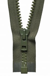 Small Image of YKK Heavy Weight Open End Zip 76cm Colour 566