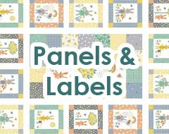 Fabric Panels & Labels