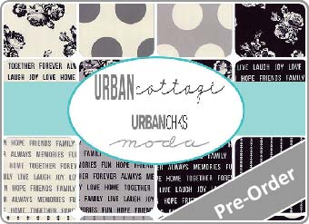 Urban Cottage Prints Range