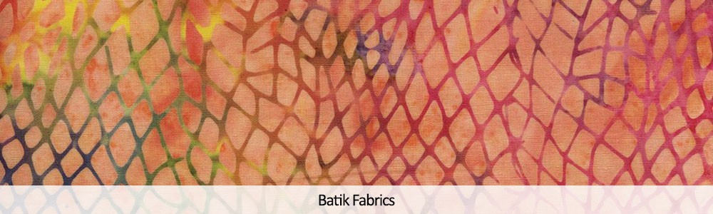 Batik Cotton Fabric