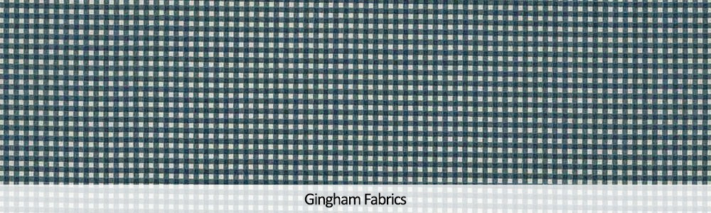 Gingham Cotton Fabrics
