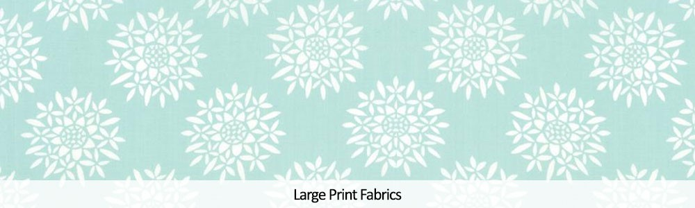 Large Print Cotton Fabrics
