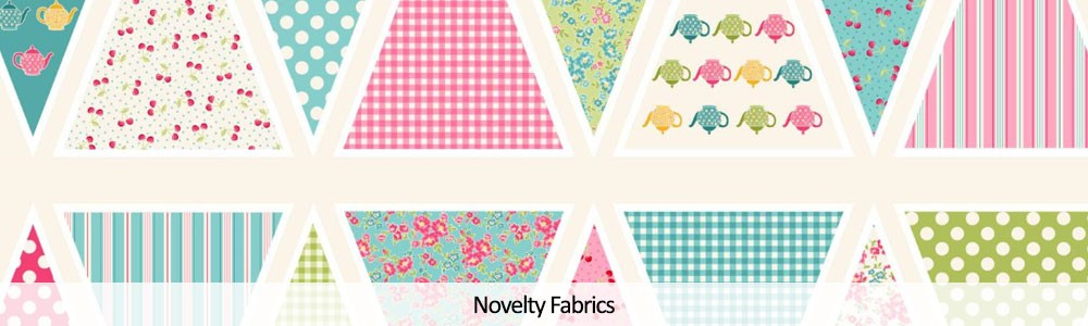 Novelty Cotton Fabrics