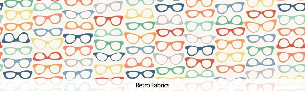 Retro Cotton Fabrics
