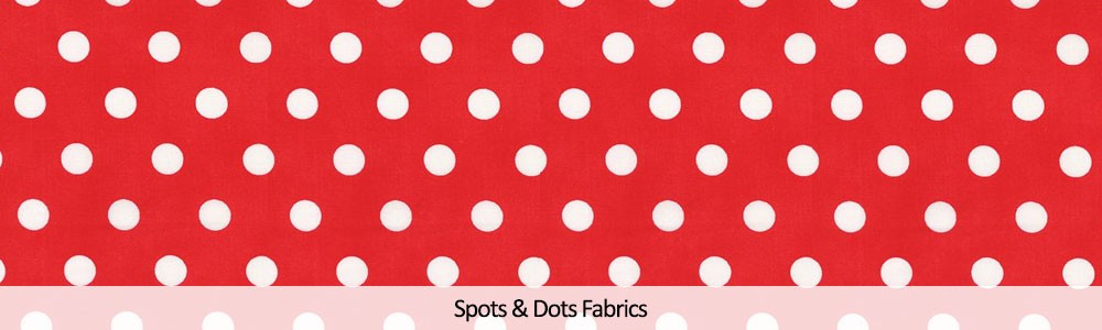 Spots & Dots Cotton Fabrics