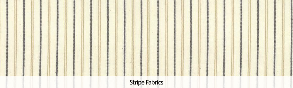 Stripe Cotton Fabrics