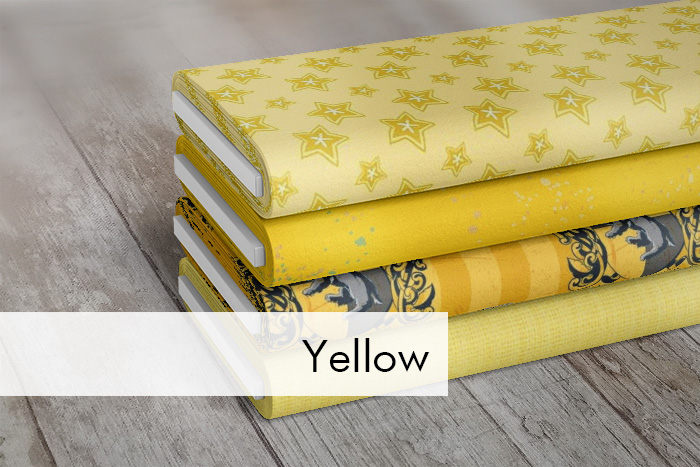 Yellow Quilting Fabrics