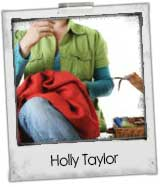 Holly Taylor Fabric Designer