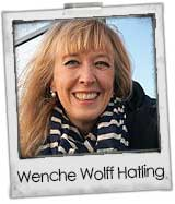 Wenche Wolff Hatling Fabric Designer
