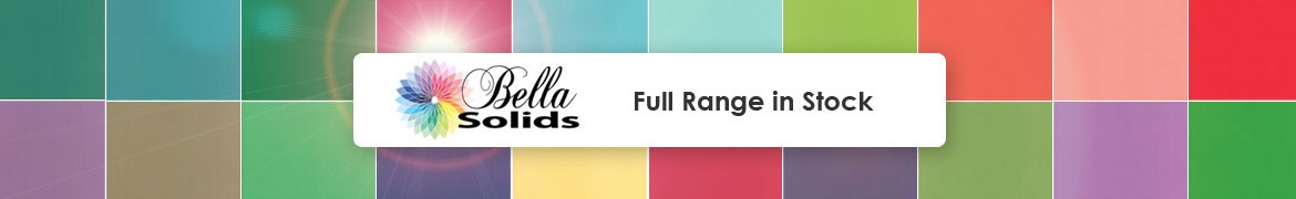 Bella Solids Fabric Range