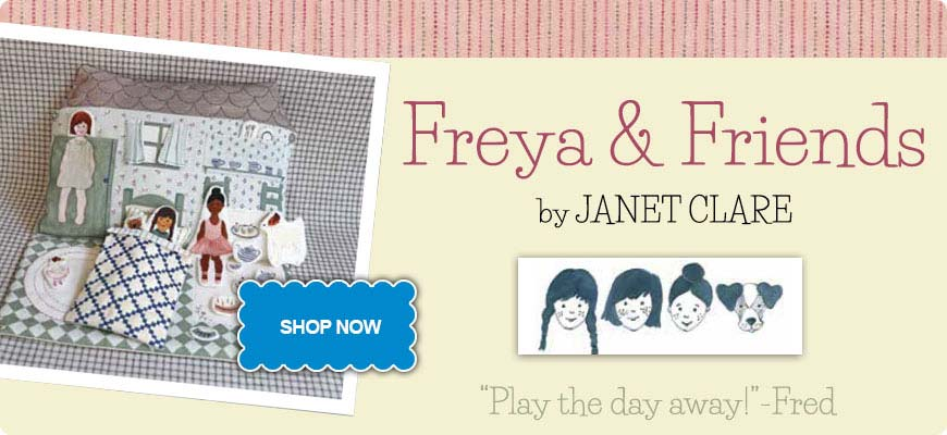 Freya Friends Range