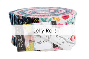 Jelly Roll Fabric Packs