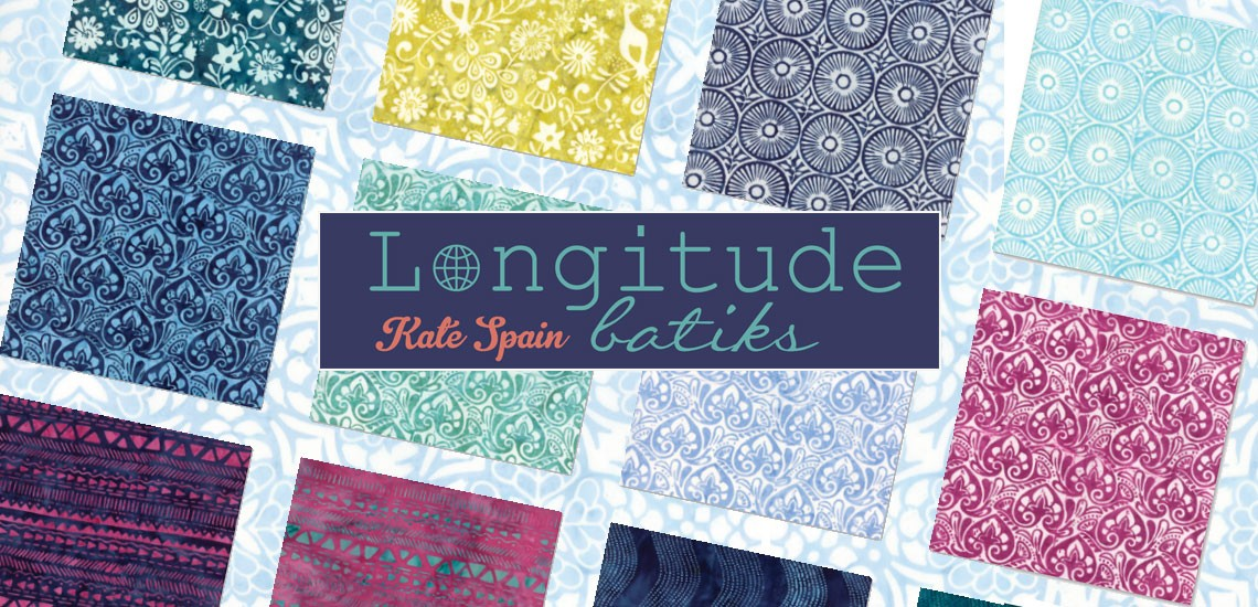 Longitude Bakis Fabric Collection