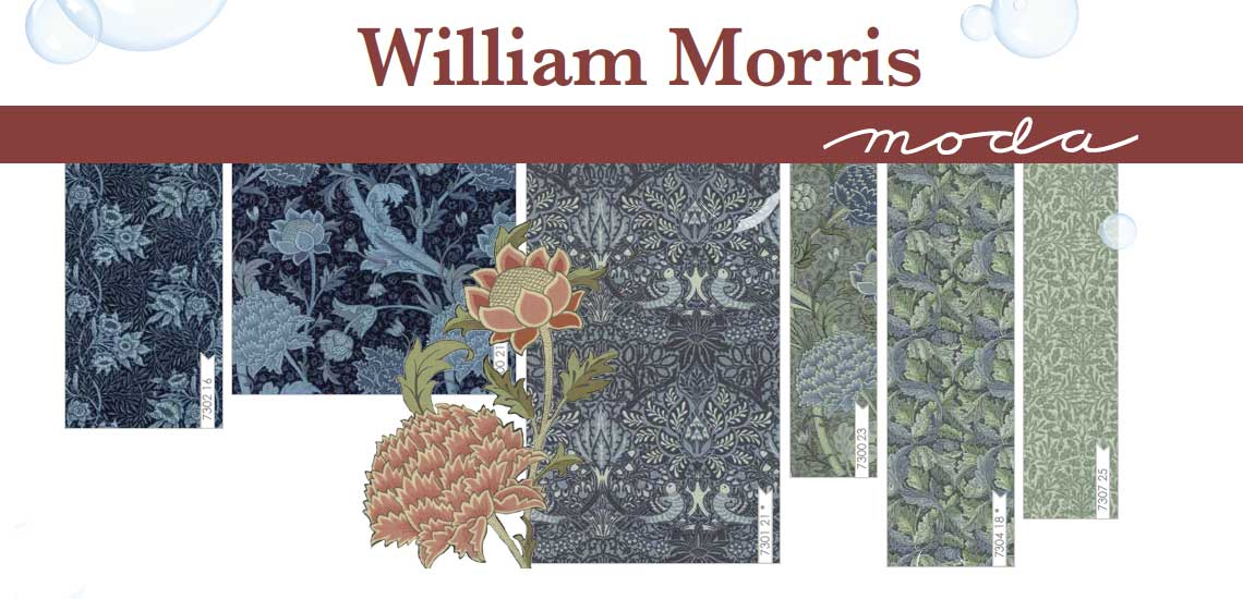 William Morris Fabric Collection