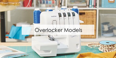 Overlocker Machines