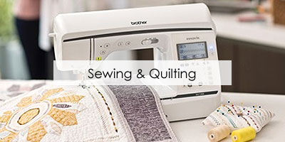 Quilting & Sewing Machines